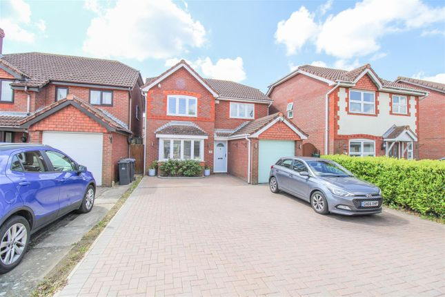 Thumbnail Detached house for sale in Elwood, Church Langley, Harlow