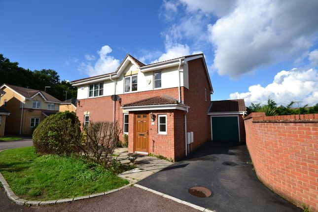 Thumbnail Semi-detached house to rent in Neuman Crescent, Bracknell, Berkshire