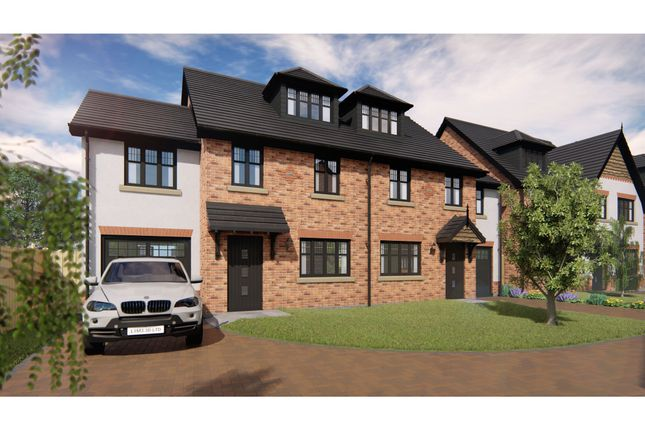 Thumbnail Semi-detached house for sale in Neachells Lane, Willenhall