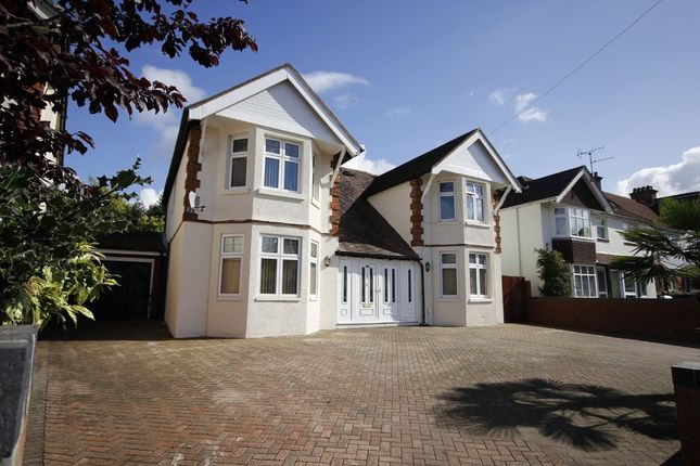 Thumbnail Detached house for sale in Stoddart Avenue, (Off Peartree Avenue), Southampton