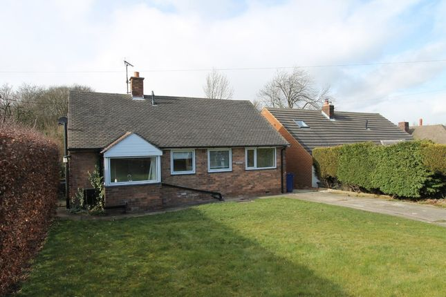 Thumbnail Detached bungalow to rent in Mortimer Road, Cubley, Sheffield