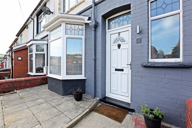 Thumbnail Terraced house for sale in Station Road, Church Village, Pontypridd