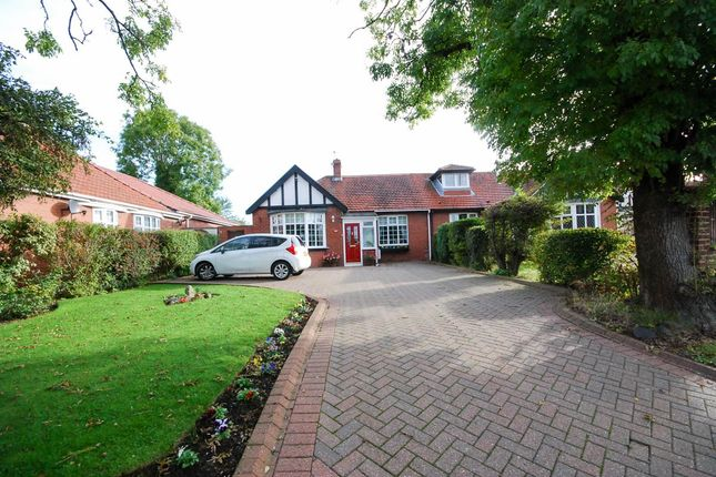 Thumbnail Bungalow for sale in Ashleigh Gardens, Cleadon, Sunderland