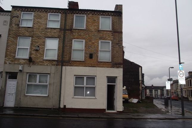 Thumbnail Flat to rent in Lower Breck Road, Liverpool