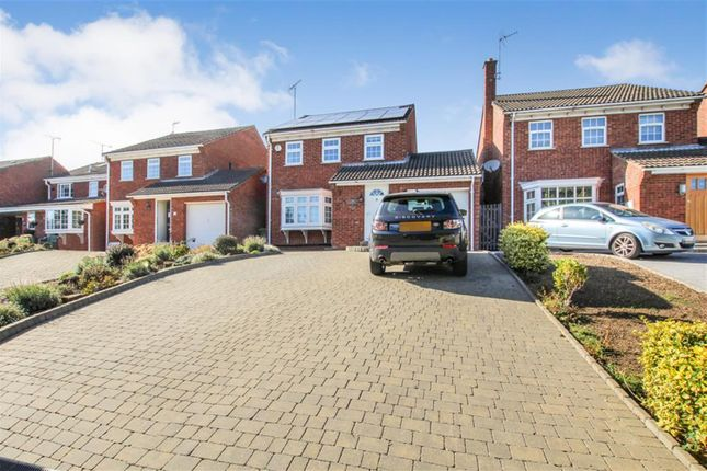 Thumbnail Detached house for sale in Coniston Road, Leighton Buzzard