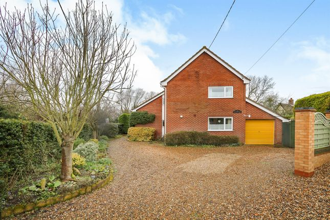 Thumbnail Detached house for sale in Lopham Road, East Harling, Norwich