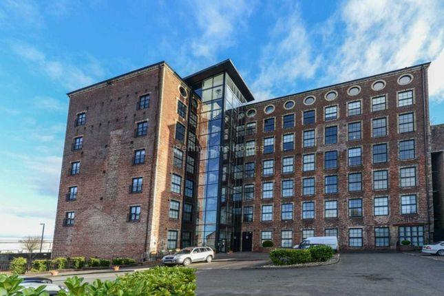 Thumbnail Flat to rent in Bay Street, Port Glasgow