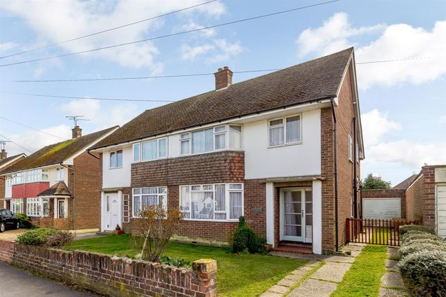 Thumbnail Semi-detached house for sale in Park Drive, Ingatestone