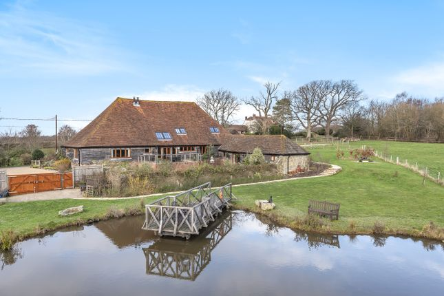 Thumbnail Barn conversion for sale in Rushlake Green, Heathfield