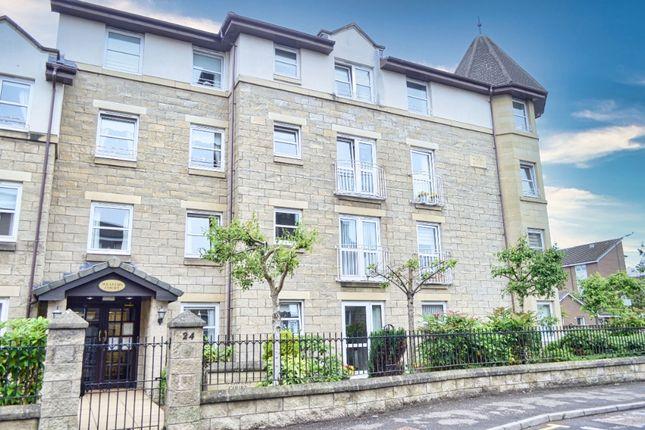 Thumbnail Flat for sale in Weavers Court, 24 Woodside Walk, Hamilton, Lanarkshire