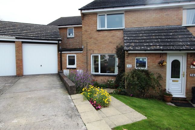 Thumbnail Semi-detached house for sale in Langdon Down Way, Torpoint