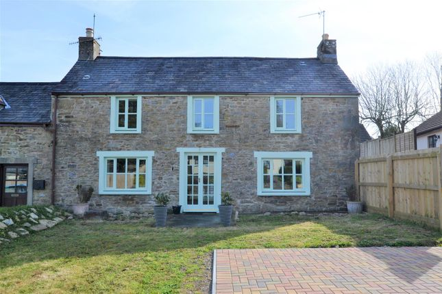 4 bed detached house for sale in Kilvelgy Farmhouse, Kilgetty, Pembrokeshire SA68