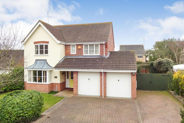 Thumbnail Detached house for sale in Badgers Keep, Burnham-On-Crouch