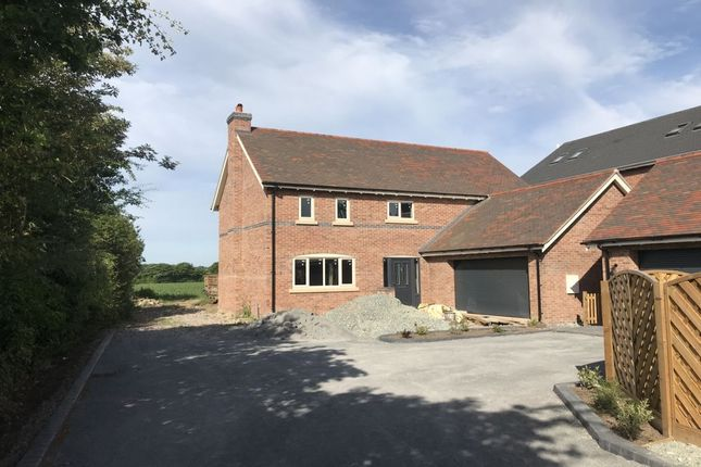 Thumbnail Detached house for sale in Chester Road, Nomans Heath, Malpas