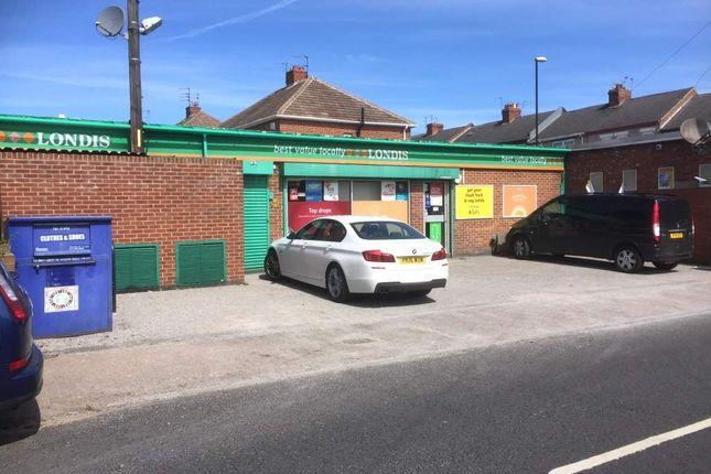 Thumbnail Retail premises for sale in Sunderland SR3, UK