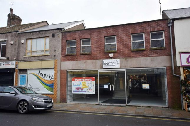 Thumbnail Retail premises for sale in Cavendish Street, Barrow-In-Furness
