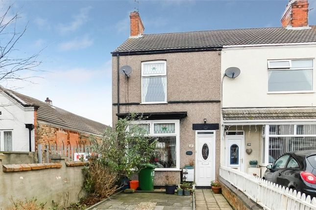 Thumbnail Terraced house for sale in Poplar Road, Cleethorpes, Lincolnshire