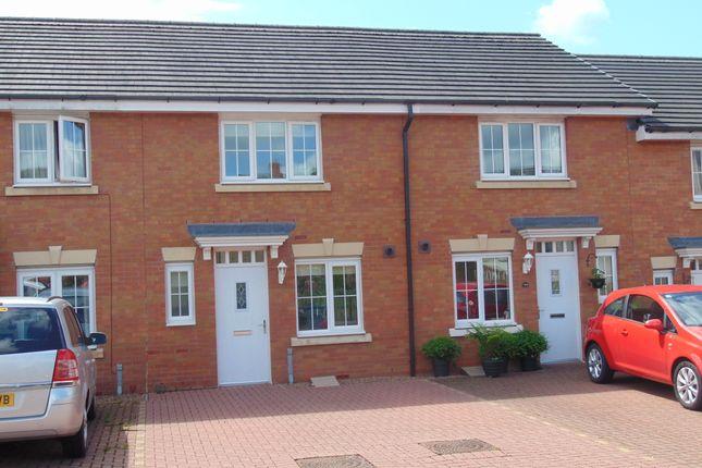 Thumbnail Terraced house to rent in Langside Drive, Blackridge, Bathgate