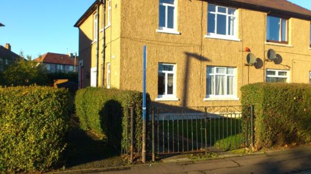 Thumbnail Flat to rent in Parkhead Drive, Edinburgh