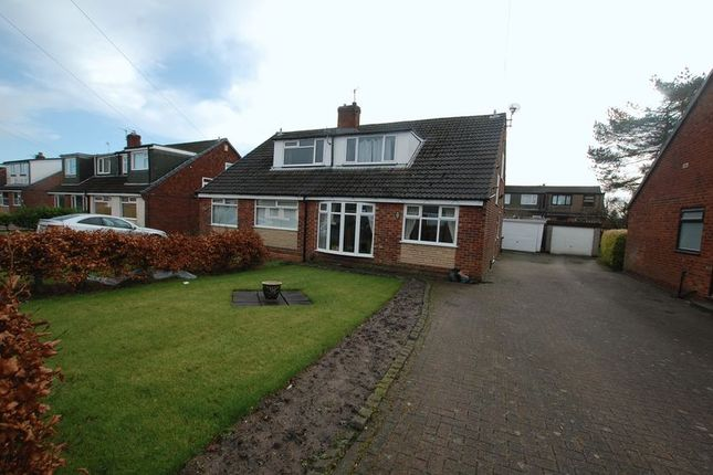 3 bed semi-detached bungalow to rent in Edinburgh Road, Little Lever, Bolton