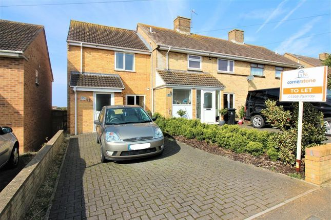 Thumbnail Semi-detached house to rent in Rylands Lane, Weymouth
