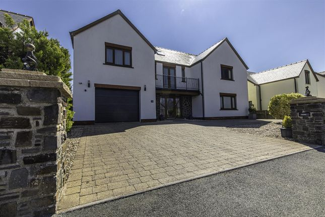 Thumbnail Detached house for sale in 10 Elidyr Park, Ashdale Lane, Llangwm