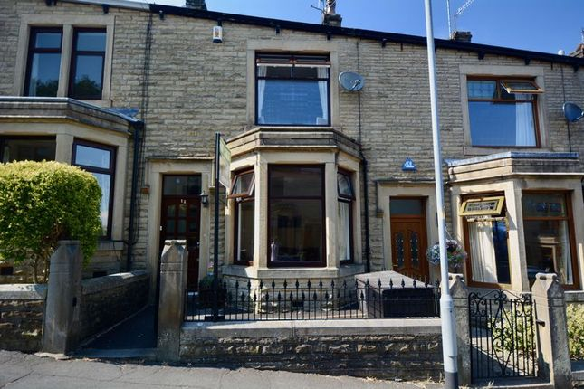 Thumbnail Terraced house for sale in Harcourt Road, Accrington