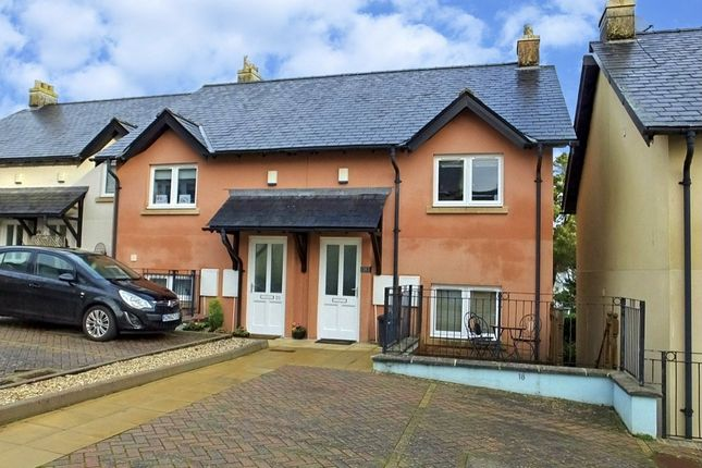 Thumbnail Semi-detached house for sale in 19 Rhodewood House, St. Brides Hill, Saundersfoot, St. Brides Hill