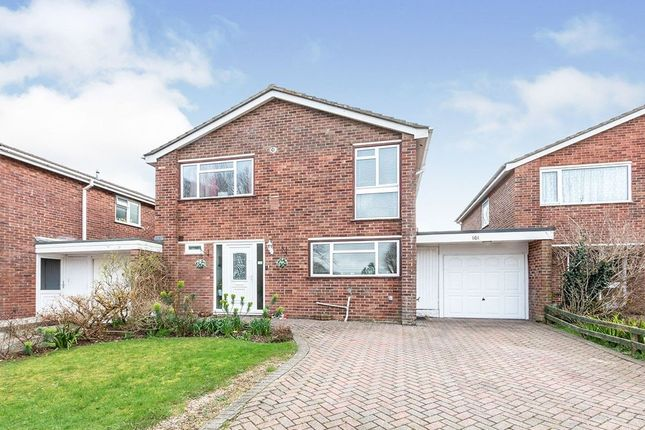 Thumbnail Detached house to rent in Coniston Road, Basingstoke