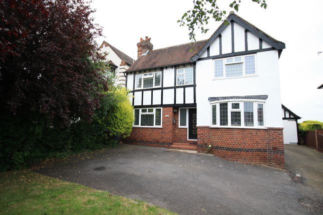 Thumbnail Detached house for sale in Hillside School Drive, Stanton Road, Stapenhill, Burton-On-Trent