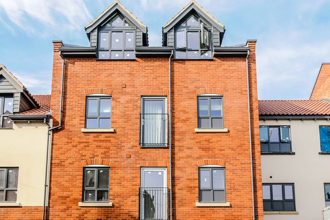 Flat for sale in King Street, Norwich