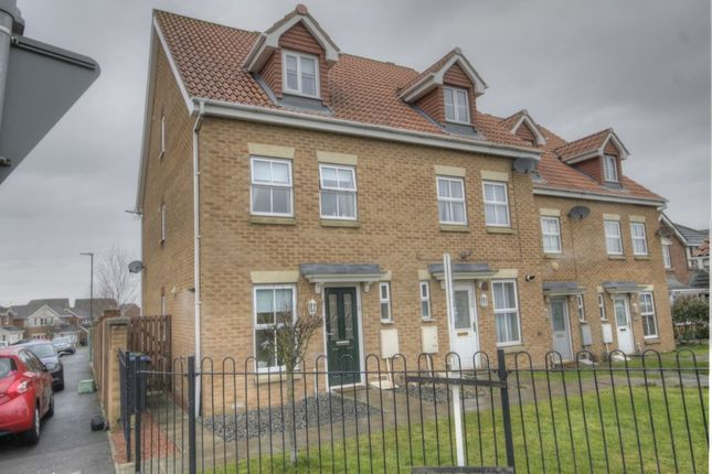 3 bed semi-detached house for sale in Fenwick Way, Consett