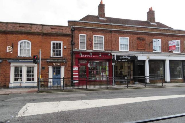 Thumbnail Retail premises to let in 2 South Street, Farnham