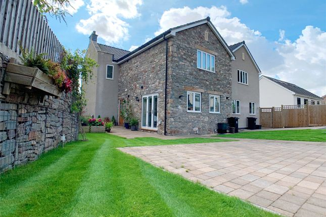 Thumbnail Semi-detached house for sale in Old Lamb Close, Crews Hole, Bristol