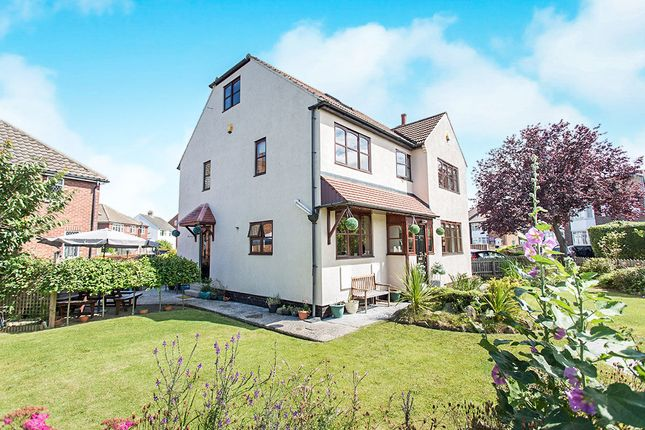 Thumbnail Detached house for sale in Lynwood Drive, Sandal, Wakefield