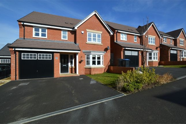 Thumbnail Detached house for sale in Aspen Road, Eden Park, Rugby, Warwickshire