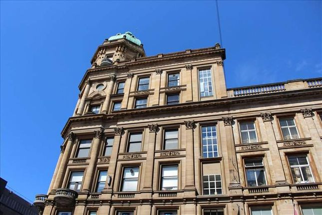 Serviced office to let in Buchanan Street, Glasgow
