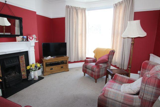 Thumbnail Semi-detached house to rent in Gordon Road, New Brighton, Wallasey