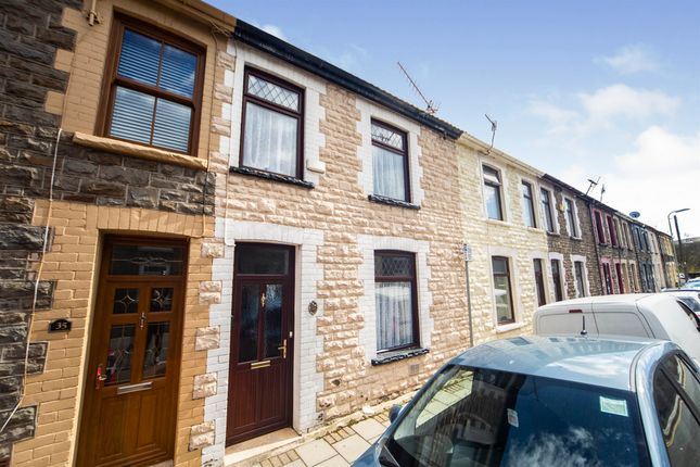 2 bed terraced house for sale in Gilmour Street, Tonypandy CF40