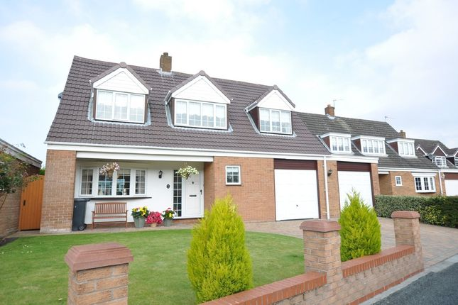 Thumbnail Detached house for sale in Langford, Hale Village, Liverpool