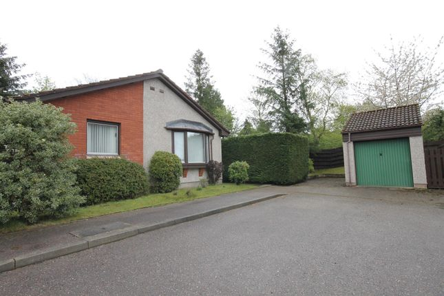 Thumbnail Detached bungalow for sale in Doune Park, Forres