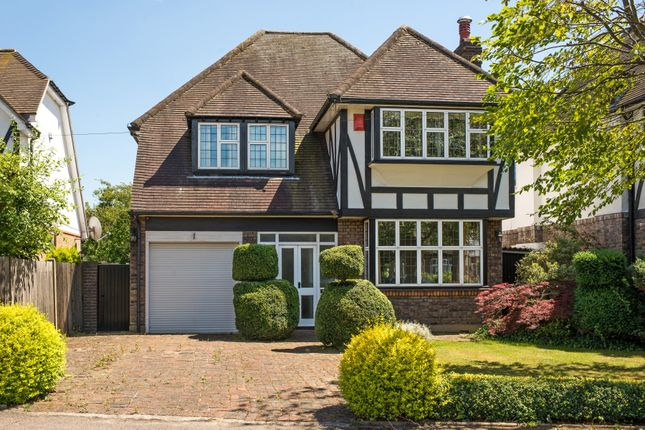 Thumbnail Detached house for sale in Coombe Gardens, London