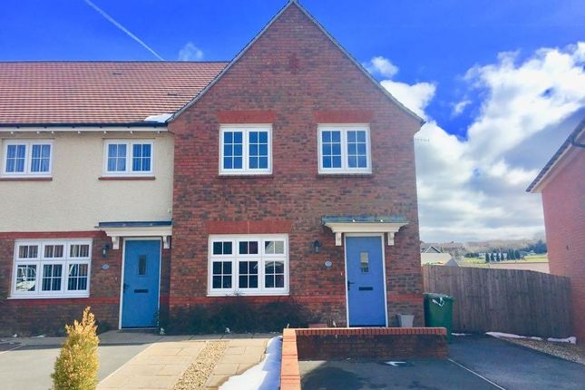 Thumbnail Property to rent in Harrier Avenue, Cwm Calon, Caerphilly
