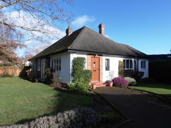 Thumbnail Bungalow for sale in Oaksway, Heswall, Wirral, Merseyside