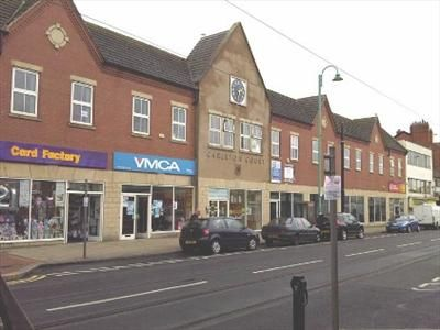 Office to let in First Floor Office Suites, Carleton Court, Lord Street, Fleetwood, Lancashire