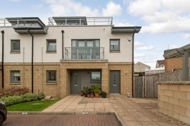 Thumbnail Flat for sale in Leyland Road, Motherwell, North Lanarkshire