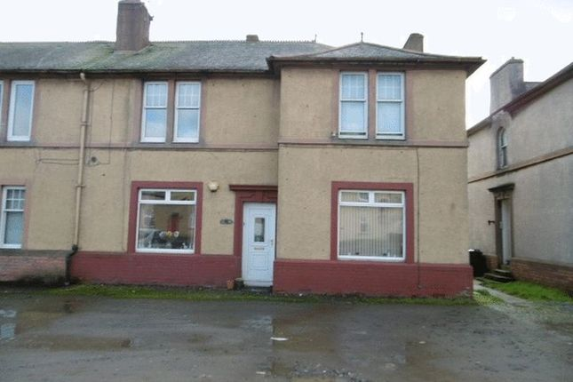 Thumbnail Flat for sale in Glasgow Road, Bathgate