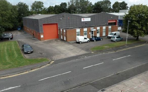 Thumbnail Light industrial to let in Units A And B Lancaster Fields, The Gateway, Crewe, Cheshire
