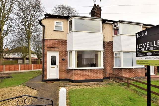 Thumbnail Semi-detached house to rent in George Avenue, Skegness