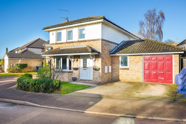 Thumbnail Detached house for sale in Cranfield Place, Somersham, Huntingdon